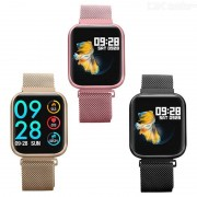P80 Smart Watch Bracelet With Blood Pressure Heart Rate Monitor Pedometer Fitness Tracker Band Smartwatch For Android Huawei IOS