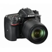 Nikon D7200 + 18-105VR