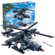 BanBao 3-in-1 Military Helicopter 8488