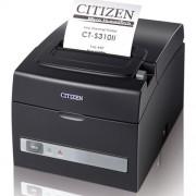 Stampante Citizen CTS310II; termica diretta; rs232 db9 (seriale)/usb; taglierina