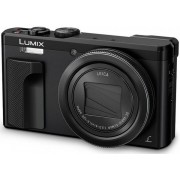 "Aparat Foto Digital Panasonic DMC-TZ80EP-K, 18.1 MP, 1/2.3"" CCD, Filmare 4K, Zoom Optic 30x, Wi-Fi (Negru)"
