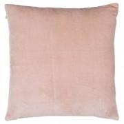 Cushion cover - velvet powder pink