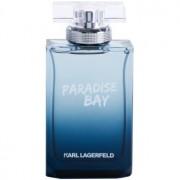 Karl Lagerfeld Paradise Bay Eau de Toilette para homens 100 ml