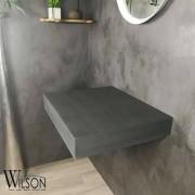 Wilson Plan suspendu Monica 60 cm Chêne grisé