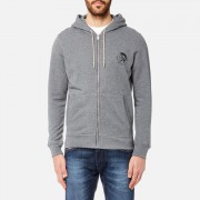 Diesel Men's Brandon Hoody - Grey - M - Grey