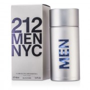 Carolina herrera 212 men eau de toilette 100 ml spray