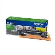 Toner BROTHER TN247Y Amarelo 2300 páginas