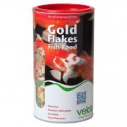 Velda gold flakes basic food 1250 ml