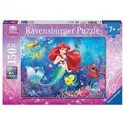 Ravensburger Disney Princess: Everyone Loves Arielle Puzzle (150 Piece)