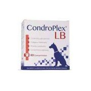 Suplemento Avert Condroplex Lb Com 60 Comprimidos - 120 G