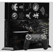 TenStickers - Stickers Sticker PS4 Game of Thrones