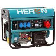 Heron EGM-68 AVR-3E egy- és háromfázisú önindítós áramfejlesztő + AJÁNDÉK OLAJ