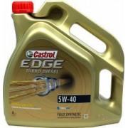 Ulei motor Castrol Edge Titanium FST Turbo Diesel 5W40 4L