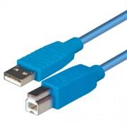 USB-KÁBEL USB 3,0 A-TIPUSÚ DUGÓ / B-TIPUSÓ DUGÓ 5,0M ew02821