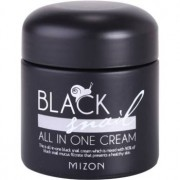 Mizon Black Snail All in One Face Cream With Snail Mucus Filtrate 90% 75 ml
