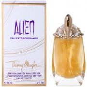 Mugler Alien Eau Extraordinaire Gold Shimmer Limited Edition eau de toilette para mujer 60 ml