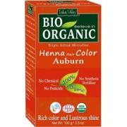 Henna barva na vlasy Auburn