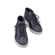 LIVERGY® Heren sneakers (43, Donkerblauw)