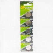 Sparköp CR2032 knappcellsbatterier, 5-pack