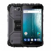 ulefone armadura 2S android 7.0 a prueba de agua IP68 5.0 '' MT6737T FHD 9V 2A tipo-c carga rapida 4G telefono w / 2GB RAM / 16GB ROM - negro