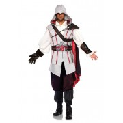 Leg Avenue Assassin's Creed Ezio Costume Grey 85034