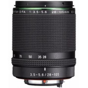 Obiectiv Foto Pentax HD D-FA 28-105mm F3.5-5.6 ED DC WR (Negru)