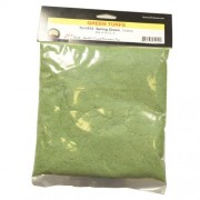 JTT Scenery Products Green Turf, Spring Green, Coarse/30 Cubic inch