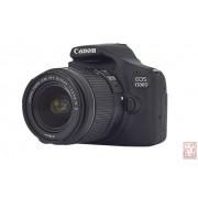 "Canon EOS 1300D, Digital Camera , 18Mpix, 1080p, 3"" LCD, USB, Rechargeable + EFS18-55"