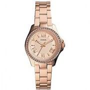 Fossil Analog Multi Round Women's Watch-AM4578