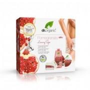 Dr. Organic Luxury Spa Gránátalmás Ajándékcsomag