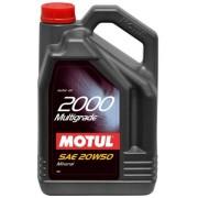 MOTUL 2000 Multigrade 20W50 - 4L