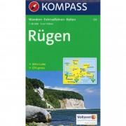 KOKA-737 Insel Rügen - 2. Auflage 2015 - Wander- & Winterkarten - Kompass Verlag