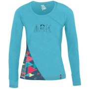 ABK Presles - maglia a maniche lunghe arrampicata - donna - Light Blue