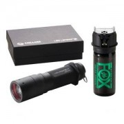 Led Lenser Lampe TT FOX LABS Pepper Spray