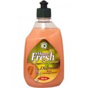 Home Fresh kézi mosogatószer mézdinnye illattal 500 ml.