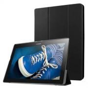 B2Ctelecom Lenovo Tab 2 A10-30 Hoesje Zwart Tri-fold