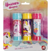 Set Unicorn 3 Tuburi Baloane De Sapun