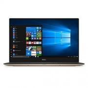 Dell 2017 elegante Rose Gold XPS 33,8 cm Full HD visualización Táctil infinityedge ultraportátil Ultimate, Intel Core i5 - 7200u Dual-Core, 8 GB de RAM, 128 GB SSD, Wifi, Bluetooth, cámara web, Windows 10