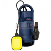 Pompa submersibila Stern WP750D, 750 W, Debit maxim 12500 l/h, Albastru