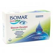 Euritalia Pharma (Div.Coswell) Isomar Occhi Plus Gocce Oculari Per Occhi Secchi 30 Fiale Monodose