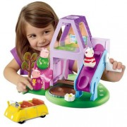 Hasbro Peppa Pig Weebles Grandma and Grandpa House Set