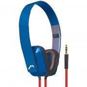 Audífonos Diadema Mitzu Plegable Con Aislante De Ruido MH-5028BL