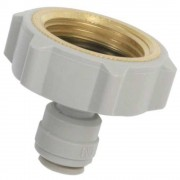 Kraannippel Voor Wasmachinekraan   8mm slang