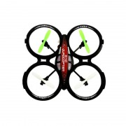 Drona PROLINK Dron Quadrocopter Flying Air Nano Black Spy VS145373