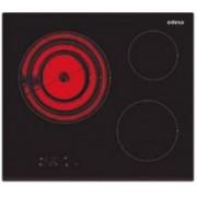 Edesa EVT-6328 B Integrado Cerámico Negro