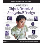 Head First Object-Oriented Analysis and Design: A Brain Friendly Guide to OOA&D, Paperback/Brett McLaughlin