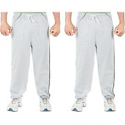 K-TEX Multi Hosiery Trackpants Pack of 2