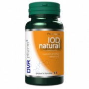 Iod natural 60cps DVR PHARM