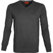 Suitable Pullover Vince Antraciet