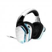 Logitech G933 Snow Artemis Spectrum RGB Wireless 7.1 Surround Sound Геймърски слушалки с микрофон